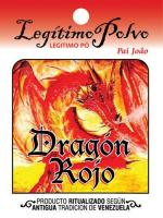 POLVO Dragon Rojo