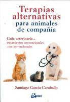 TERAPIAS ALTERNATIVAS PARA ANIMALES DE COMPAÑÍA