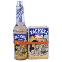 Pack Agua de Patchouly (70 ml) + Jabon Patchouly