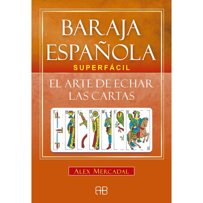 Baraja Espa�ola Superfacil (ES)(06/19) (AB)( libro + Cartas) Mercadal, Alex