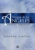 LIBRO Angeles (Terapia de los) (Doreen Virtue) (AB)